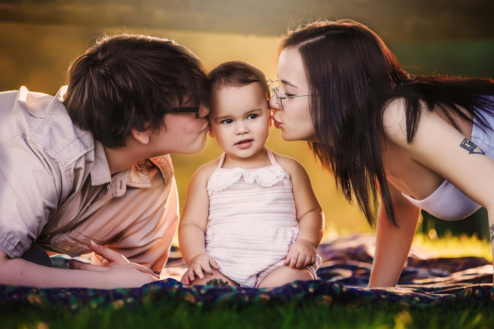 DC and northern virginia styled family photographer