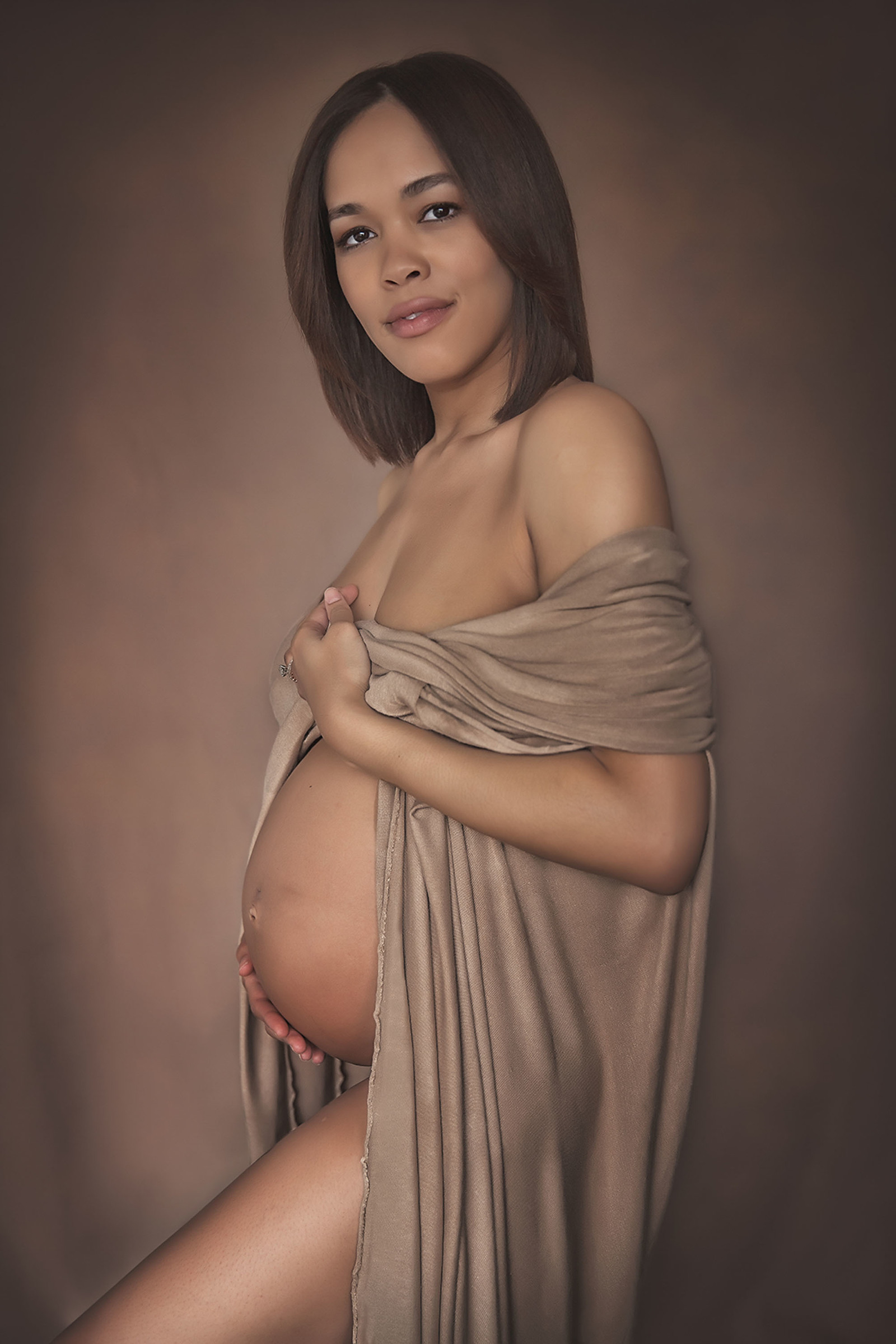 the best dc and northern virginia fine art maternity photographer